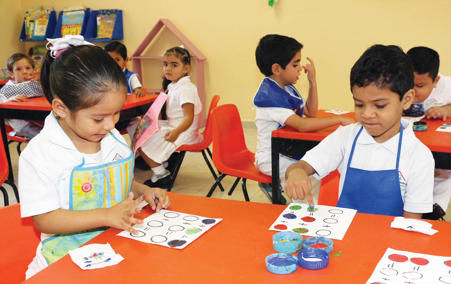 La educación inicial en el Perú