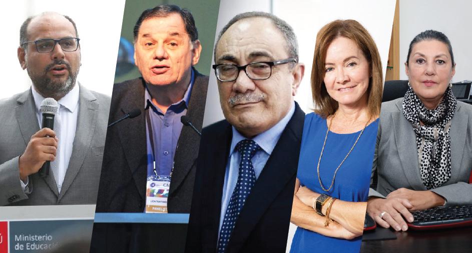 20 Personajes más influyentes del Perú en la educación